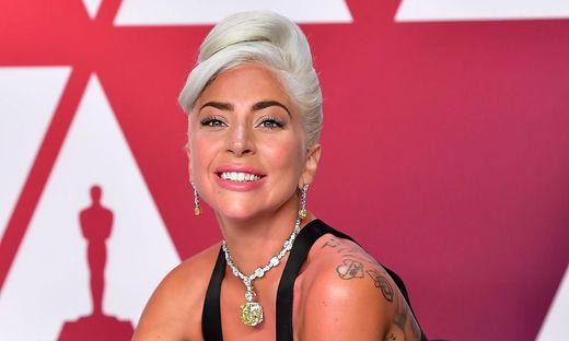 Lady Gaga hatte das wohl teuerste Schmuckstück des Abends