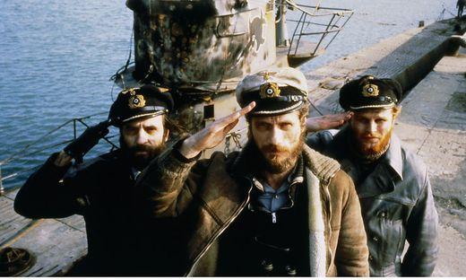 """Der Filmklassiker """"Das Boot"""" von  Regisseur Wolfgang Petersen."""