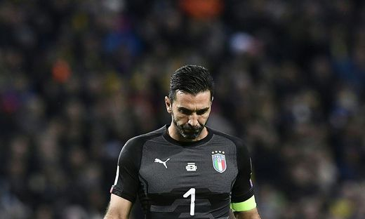 Italien verpasst erstmals seit 60 Jahren Fußball-WM