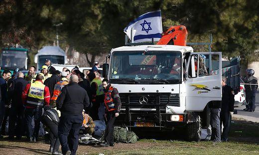 Terroranschlag in Israel