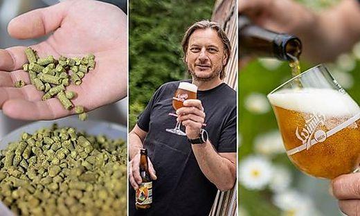 In der Wimitz setzt man auf naturbelassene Biere und Pale Ales