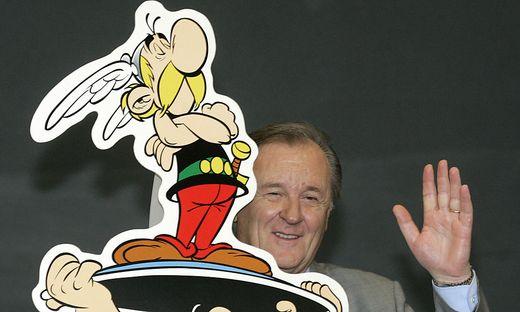 Albert Uderzo starb im Alter von 92 Jahren