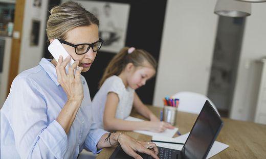 Homeoffice und Homeschooling ließ die Nachfrage nach schnellem Internet ansteigen