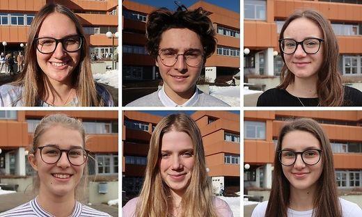 Sechs Schüler vom Kapfenberger Gymnasium waren Teil des Projektes