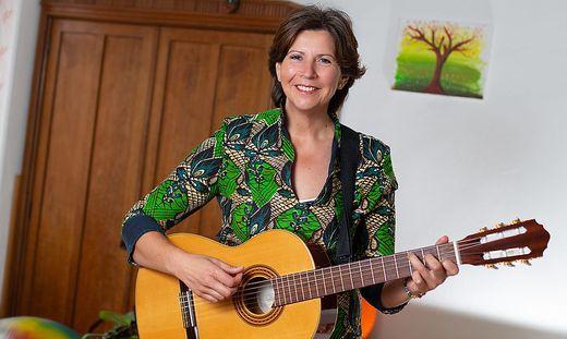 Friederike Günther setzt auf die heilsame Kraft der Musik