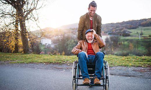 In Kärnten startet das Projekt Ehrenamt gegen Einsamkeit