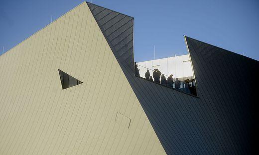 Die neue Landesgalerie in Niederösterreich