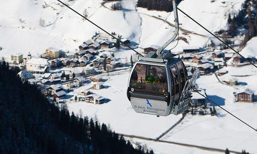 Österreichs Kältepol ist St. Jakob