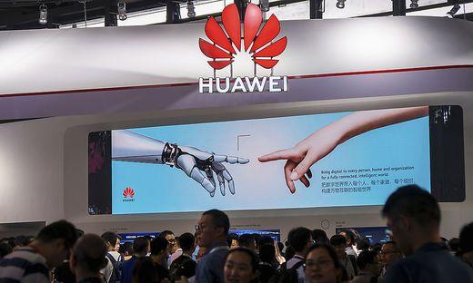 Noch ist unklar, ob Huawei weiterhin alle Funktionen von Googles Android nutzen darf