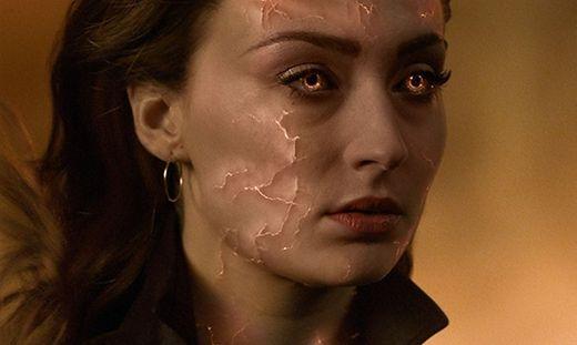 """Sophie Turner in """"X-Men: Dark Phönix"""""""