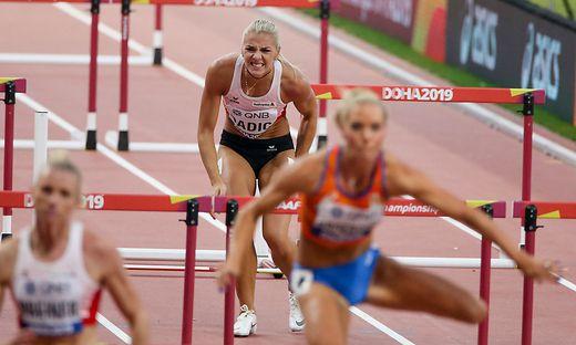 ATHLETICS - IAAF WC 2019