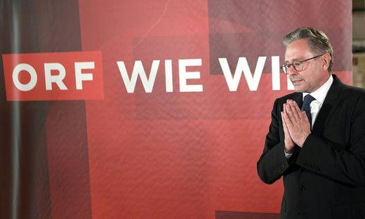 ORF WAHL: ORF-STIFTUNGSRAT WAeHLT NEUEN ORF-GENERALDIREKTOR: WRABETZ