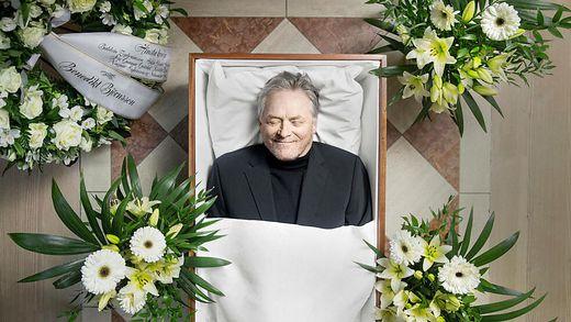 """Thorhallur Sigurdsson in """"Mein eigenes Begräbnis"""""""