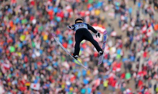SKI FLYING - FIS WC Bad Mitterndorf