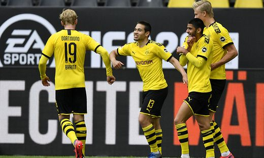 Dortmund führt