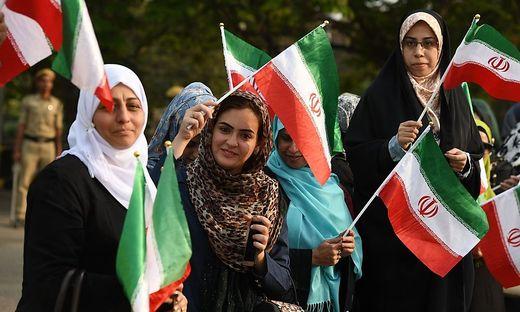 INDIA-IRAN-DIPLOMACY