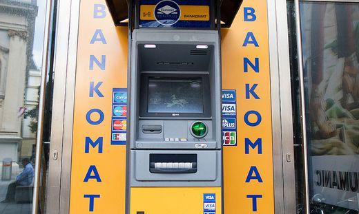 Euronet-Bankomaten in Österreich