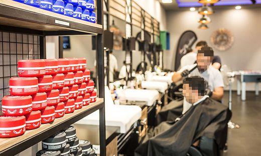 Türkische Friseure Barbershops in Klagenfurt