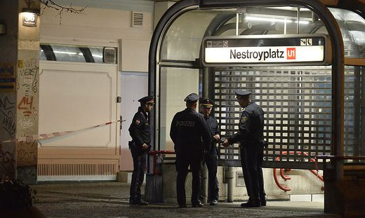 MESSER-ATTACKE IN WIEN