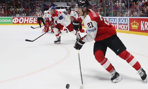 ICE HOCKEY - IIHF WC 2019, AUT vs CZE