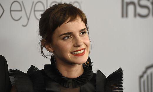 Die Schauspielerin Emma Watson