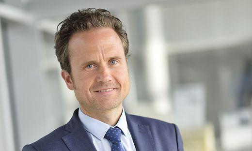 FH-Rektor Peter Granig