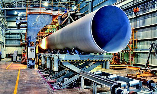 Mit der Übernahme eines Produktionsstandortes für glasfaserverstärkte Rohre in Afrika eröffnen sich den Wietersdorfern neue Wachstumschancen.
