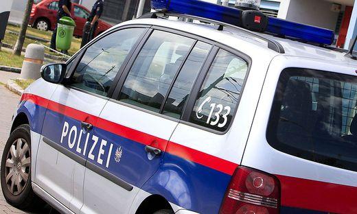 Die Polizei sucht nach den unbekannten Tätern