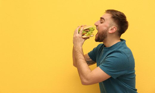 Burger Test in Graz