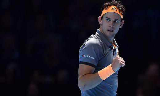 Dominic Thiem besiegt Novak Djokovic und steht im Halbfinale