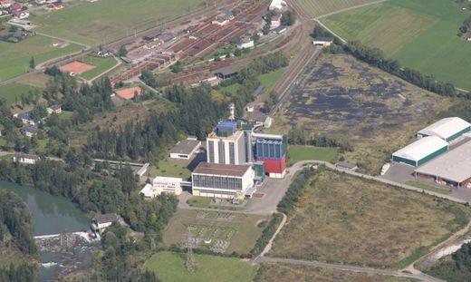 Auf dem Gelände in Zeltweg, wo einst das ÖDK-Werk stand, will die Firma Minex ein Verhüttungswerk bauen