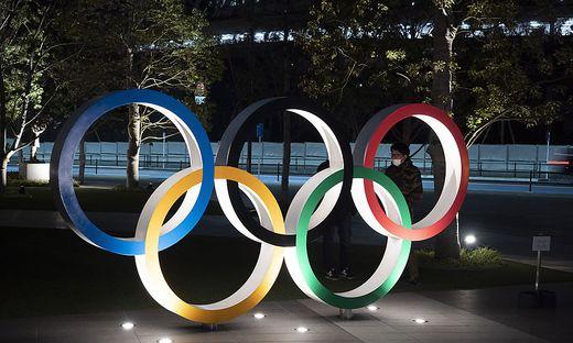 Die Olympischen Spiele werden verschoben