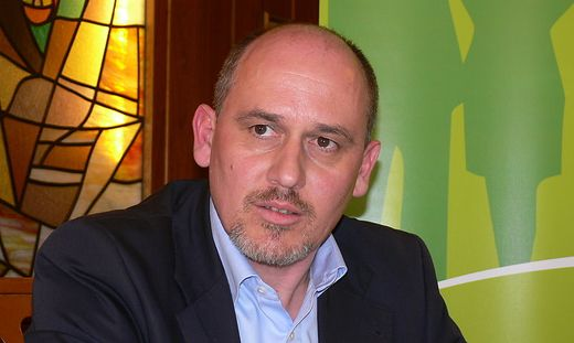 Ludwig Robitschko (VP) wandte sich gegen das Budget der schwarz-roten Koalition