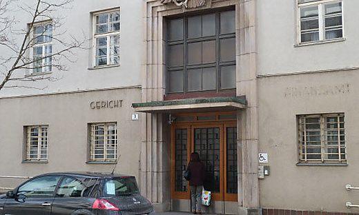 Das Bezirksgericht in Mürzzuschlag