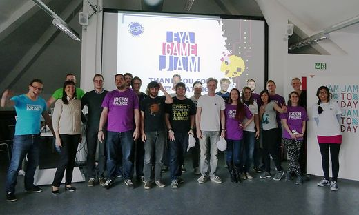 Game Jam in Graz