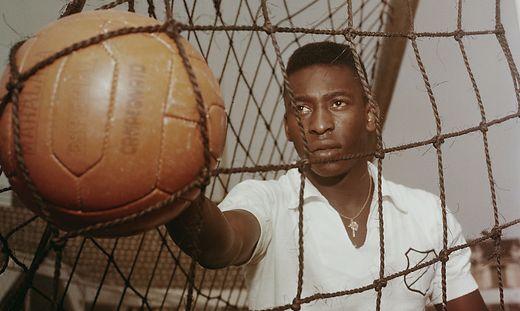 Back Of The Net For Pele