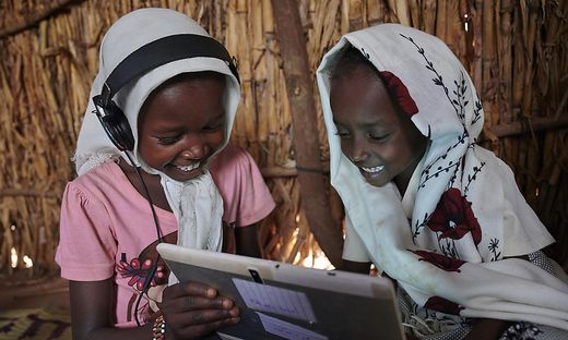 Globale Initiative von Ericsson und UNICEF