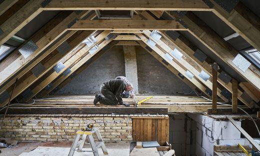 Dachboden Ausbau Mehr Wohnraum Anstelle Von Stauraum Kleinezeitung At