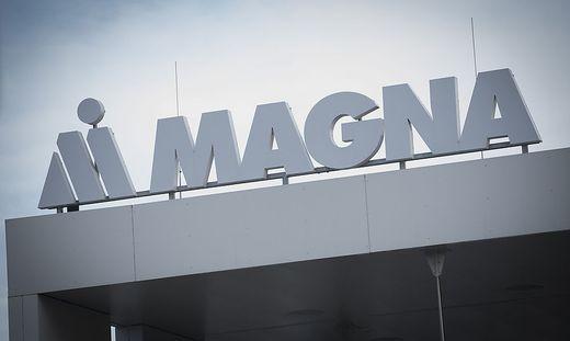 Magna verlängert Produktionsstopp