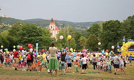 Pllau: Jungfamilientreffen mit ber 1.000 Teilnehmer beendet