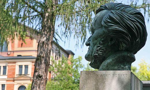 Büste Richard Wagners von Arno Breker