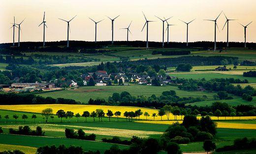 Symbolbild: Windkraft