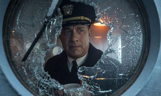 Tom Hanks als Kapitän eines Zerstörers
