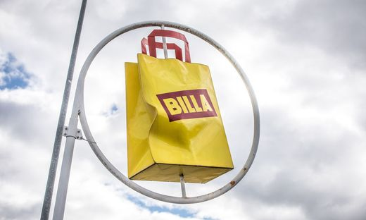 Billa Sujet Logo