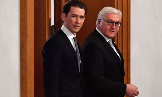 GERMANY-AUSTRIA-POLITICS-DIPLOMACY