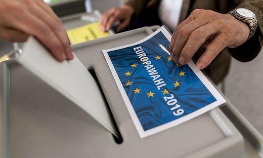 Europawahl - Gutach