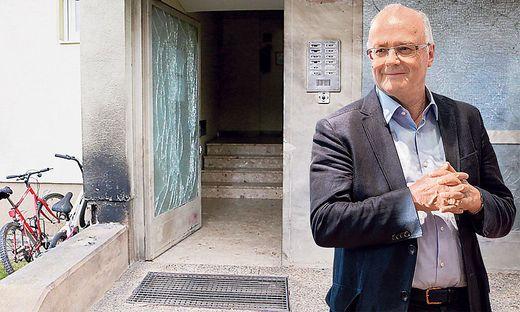 Reinhard Haller ist Psychiater, Psychotherapeut und Neurologe