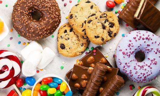 Themenbild Süßwaren