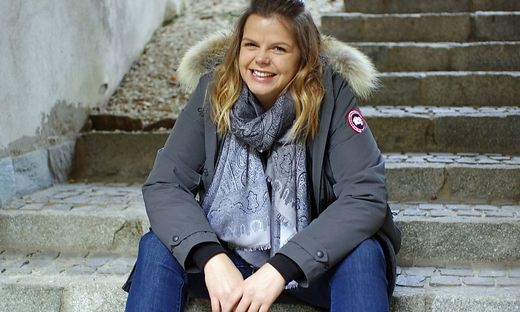 Ulrike Hofer leitet seit Kurzem ein großes Restaurant in Toronto