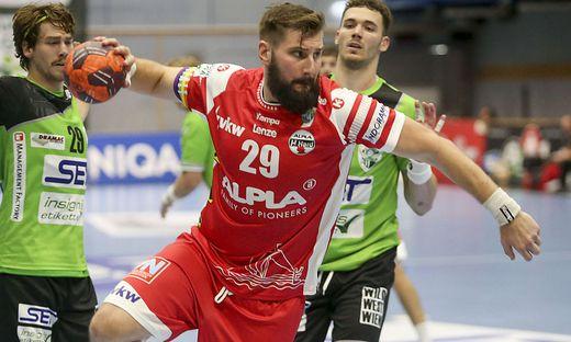 Lukas Schweighofer geht in Hard in seine vierte Saison